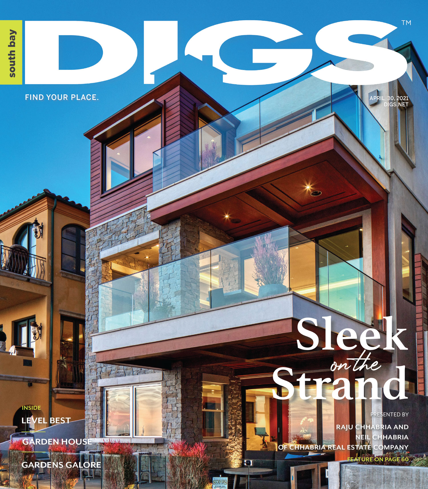 Digs: Building In Nature